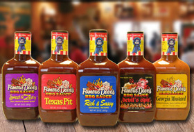 Dine-In Menu: Award-Winning BBQ Restaurant Cleveland | Famous Dave's - Sauces