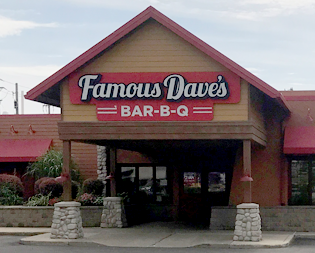 North Olmsted Location: BBQ Food & Catering | Famous Dave's Cleveland
