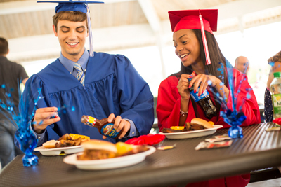 Graduation Catering Services Parma Heights OH - Famous Dave's - graduation-page-2-graduates